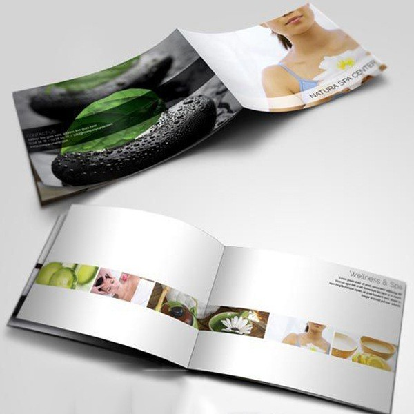 In catalogue spa đẹp nhất