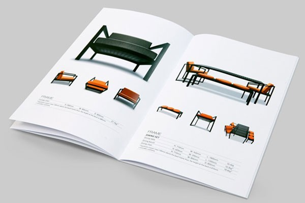 In catalogue nội thất đẹp