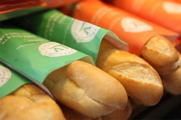 Kết quả hình ảnh cho túi giấy đựng bánh mì